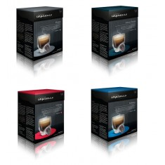 Caffesso Intense Blend Selection Pack - 40 Capsules