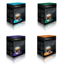 Caffesso Smooth Blend Selection Pack - 40 Capsules